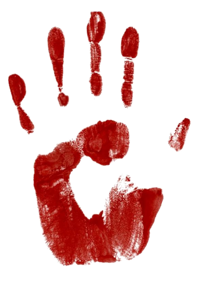 File Blood Hand Print Png The Sabbat Of Owbn